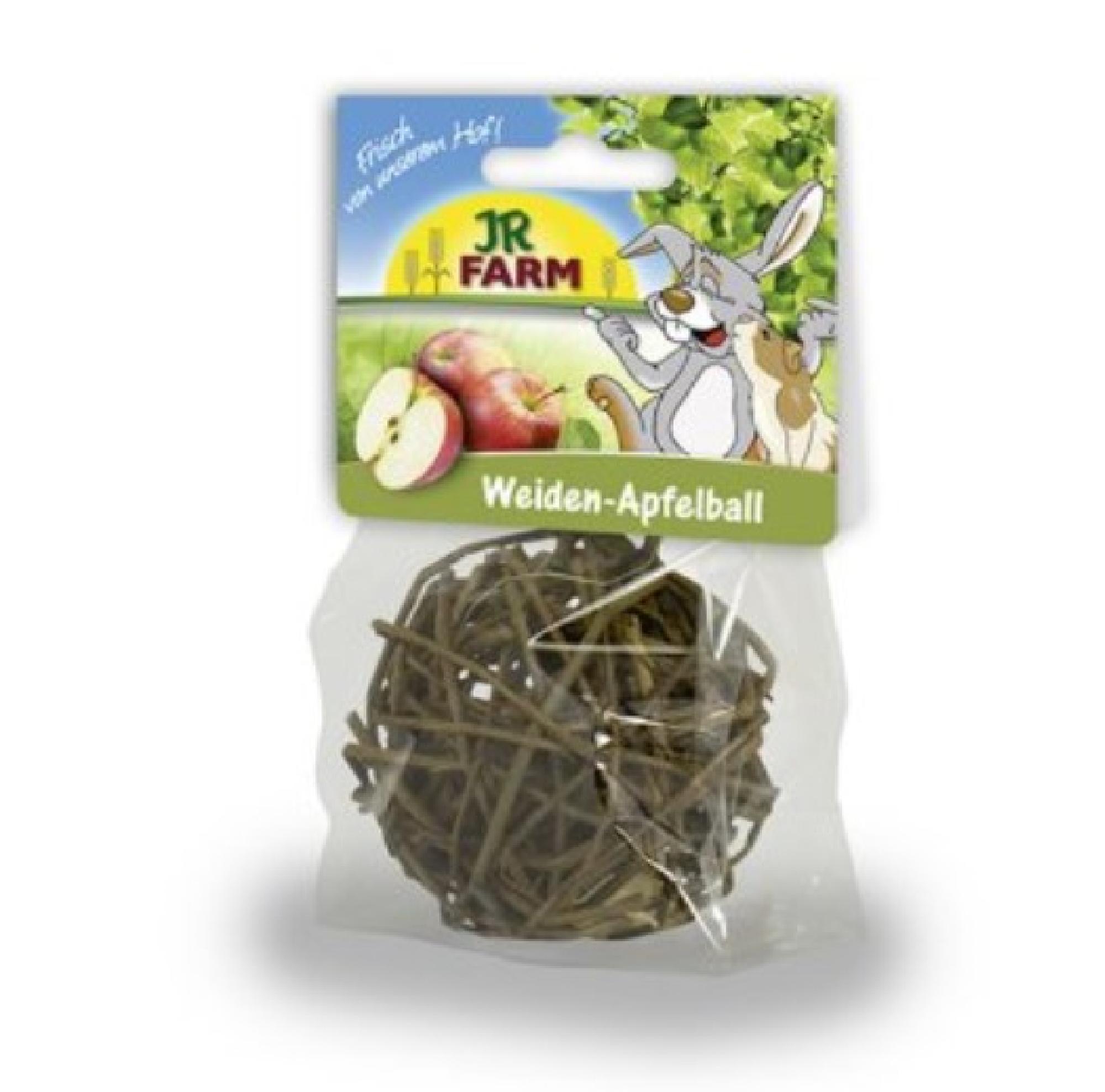 JR Farm Äppelboll Videträ