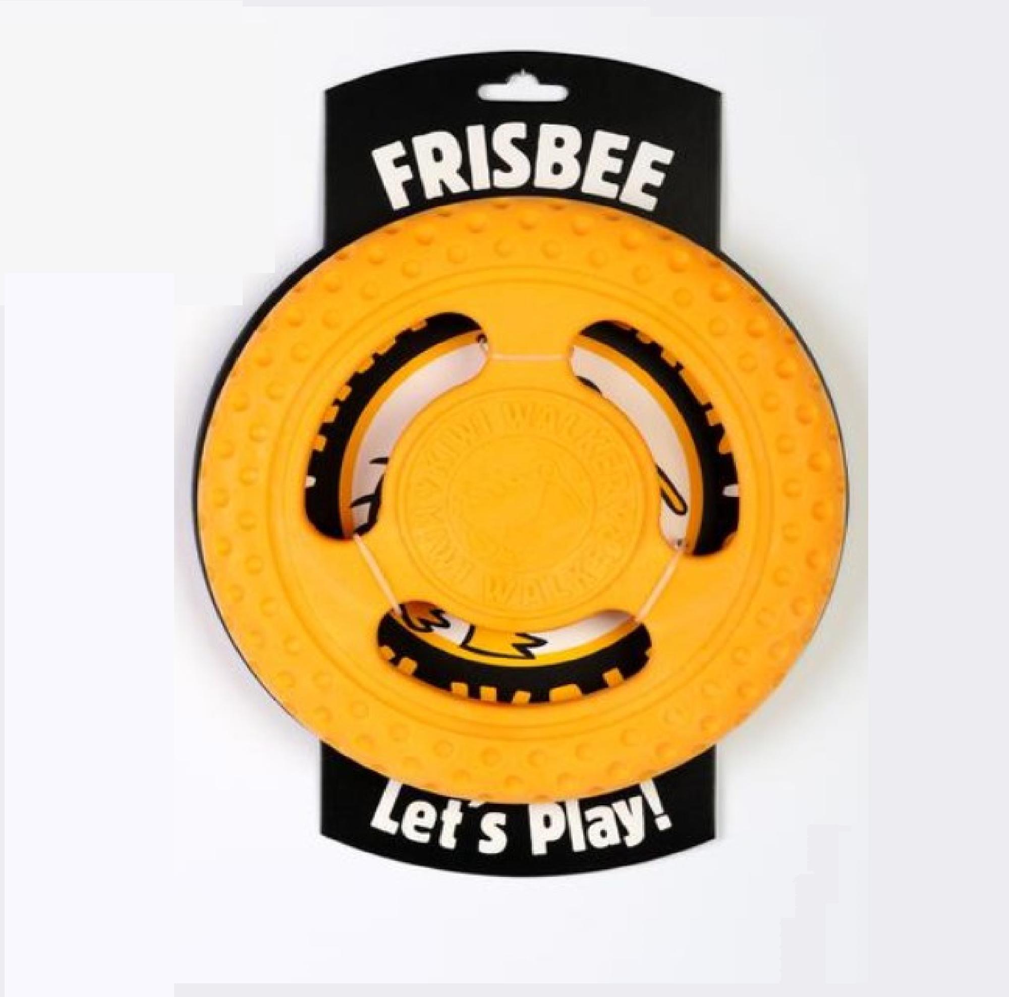 Kiwi Walker Frisbee