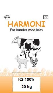 Harmoni K2 100 % 20 kg