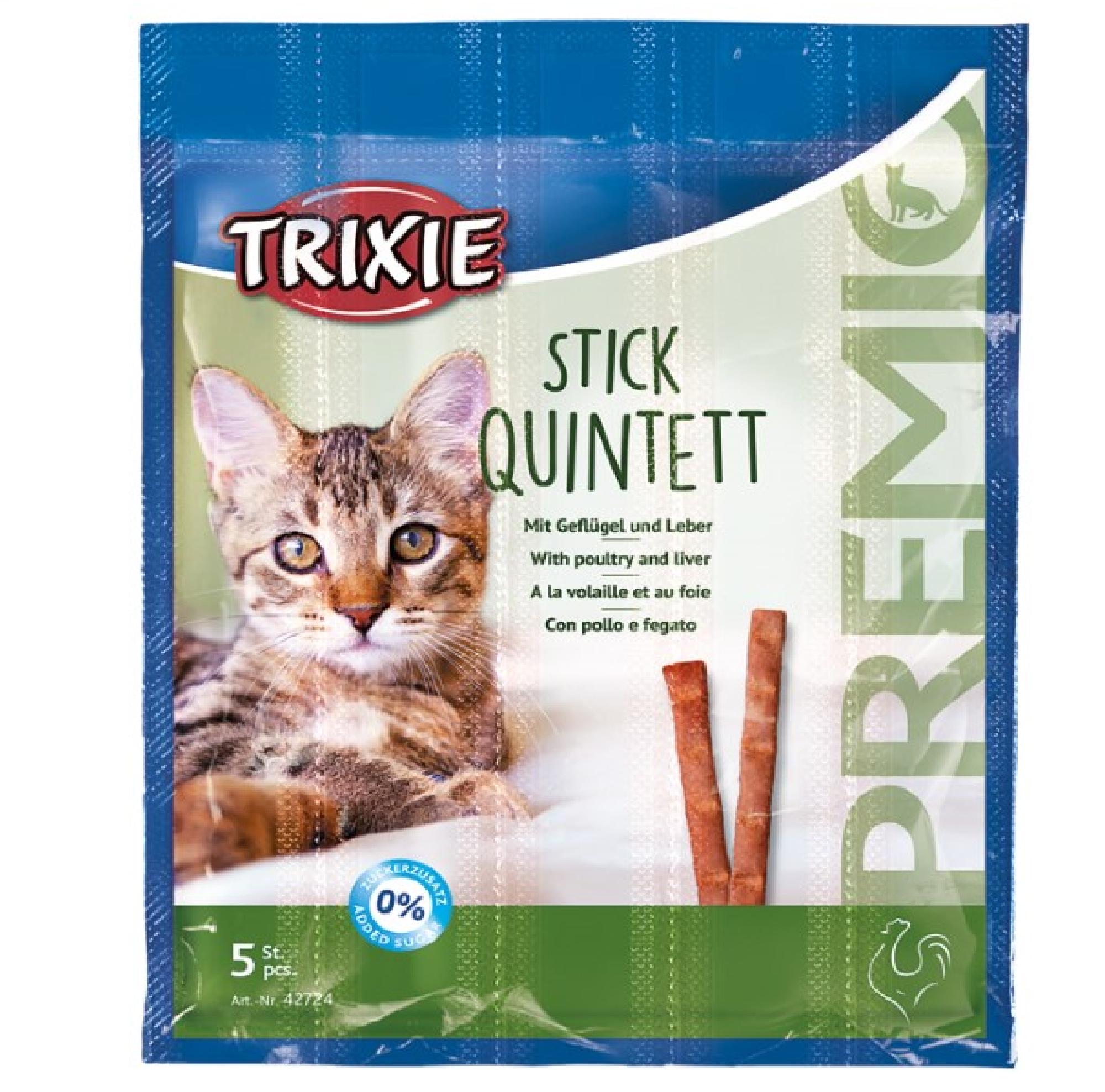 PREMIO Stick Quintett, Fågel & Lever