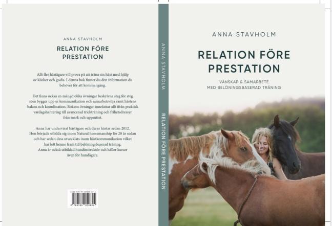 Relation före Prestation - vänskap & samarbete med belöningsbaserad träning