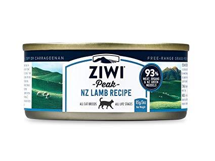 ZiwiPeak Cat Cans Lamb