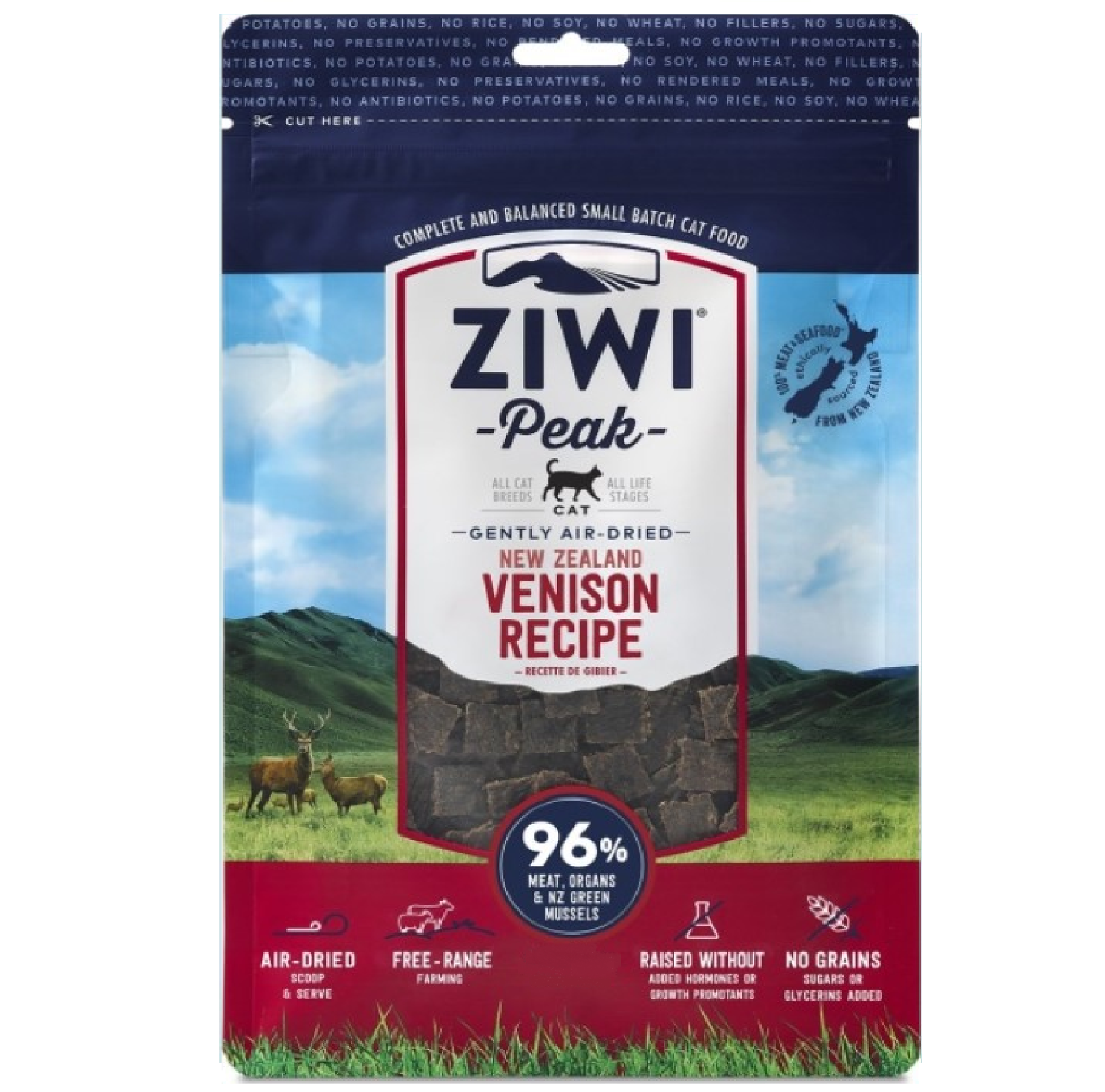 Ziwi Peak Cat Air-Dried Venison