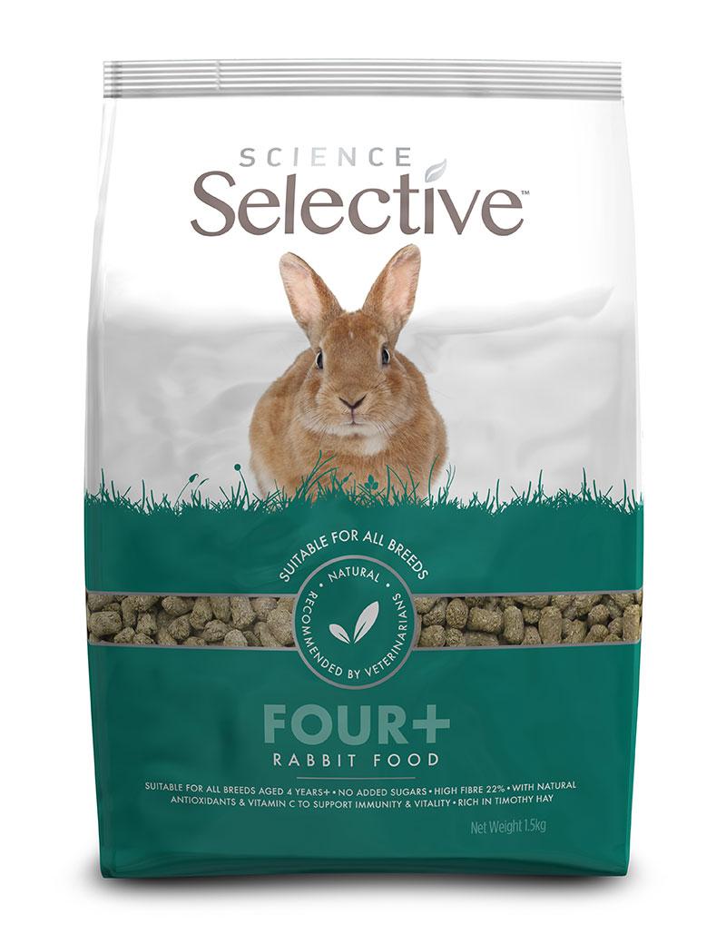 Selective Rabbit Four+
