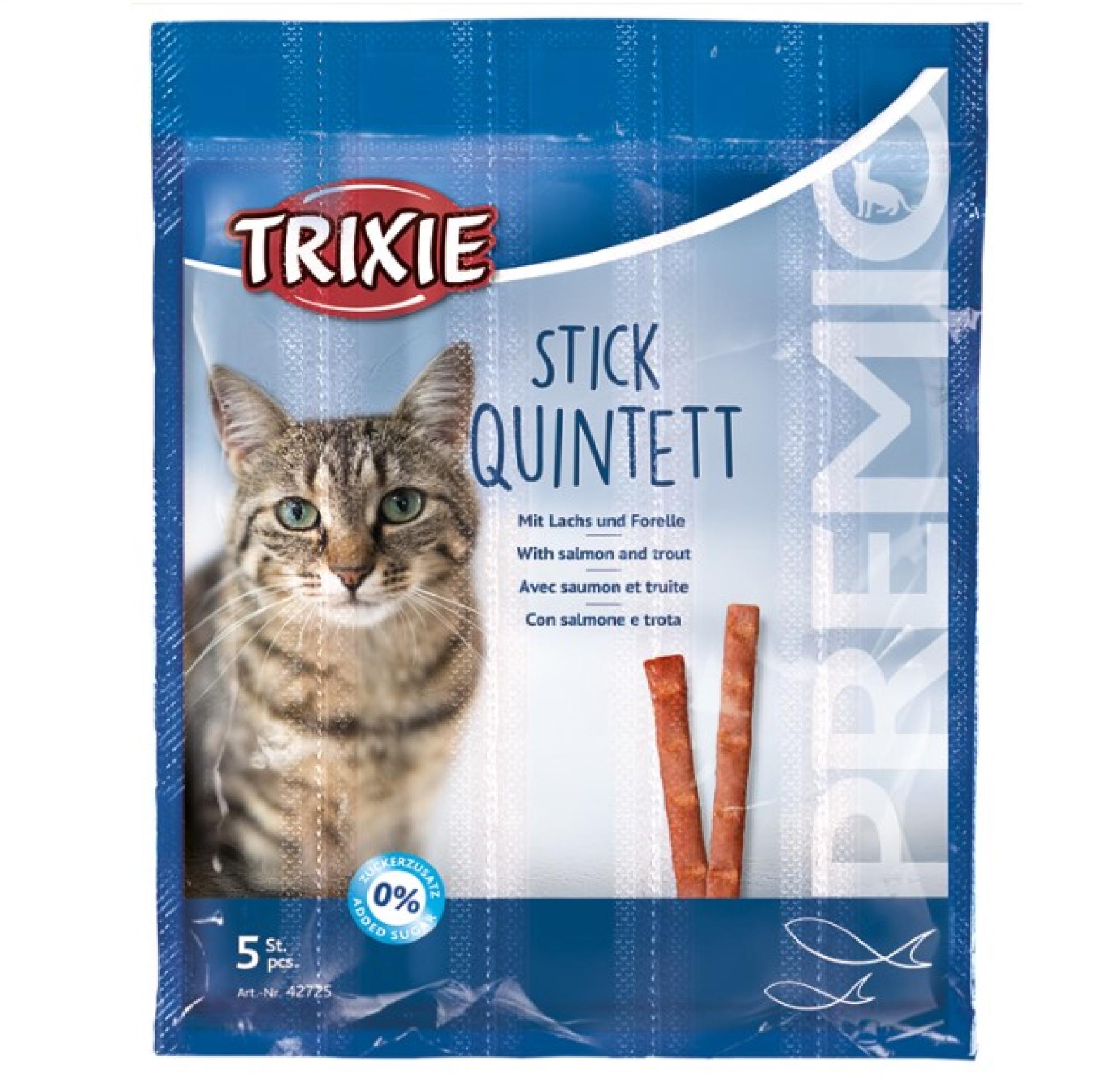 PREMIO Stick Quintett, Lax & Öring