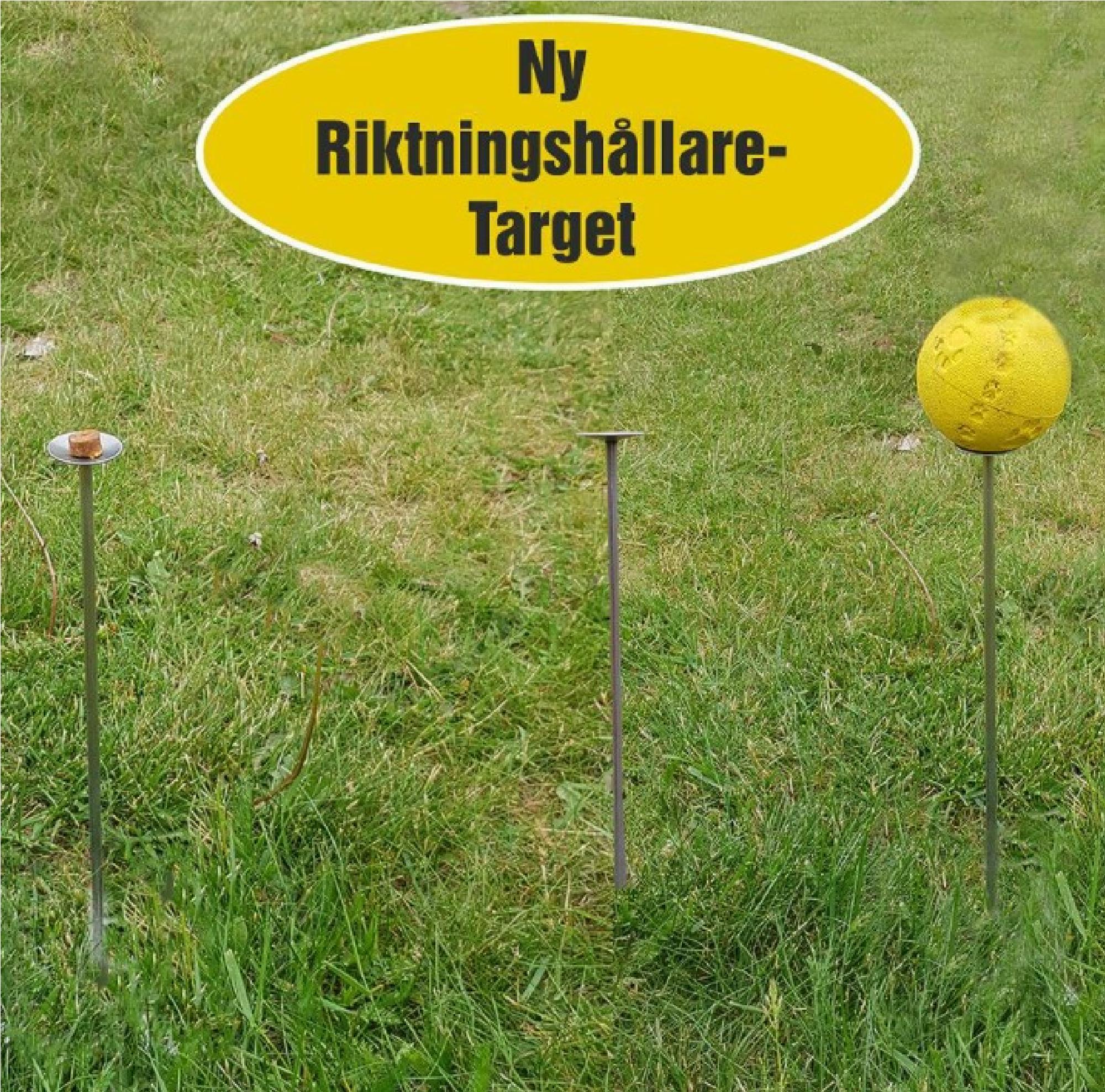 Target - Riktningshållare