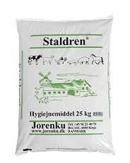 Staldren 25 kg