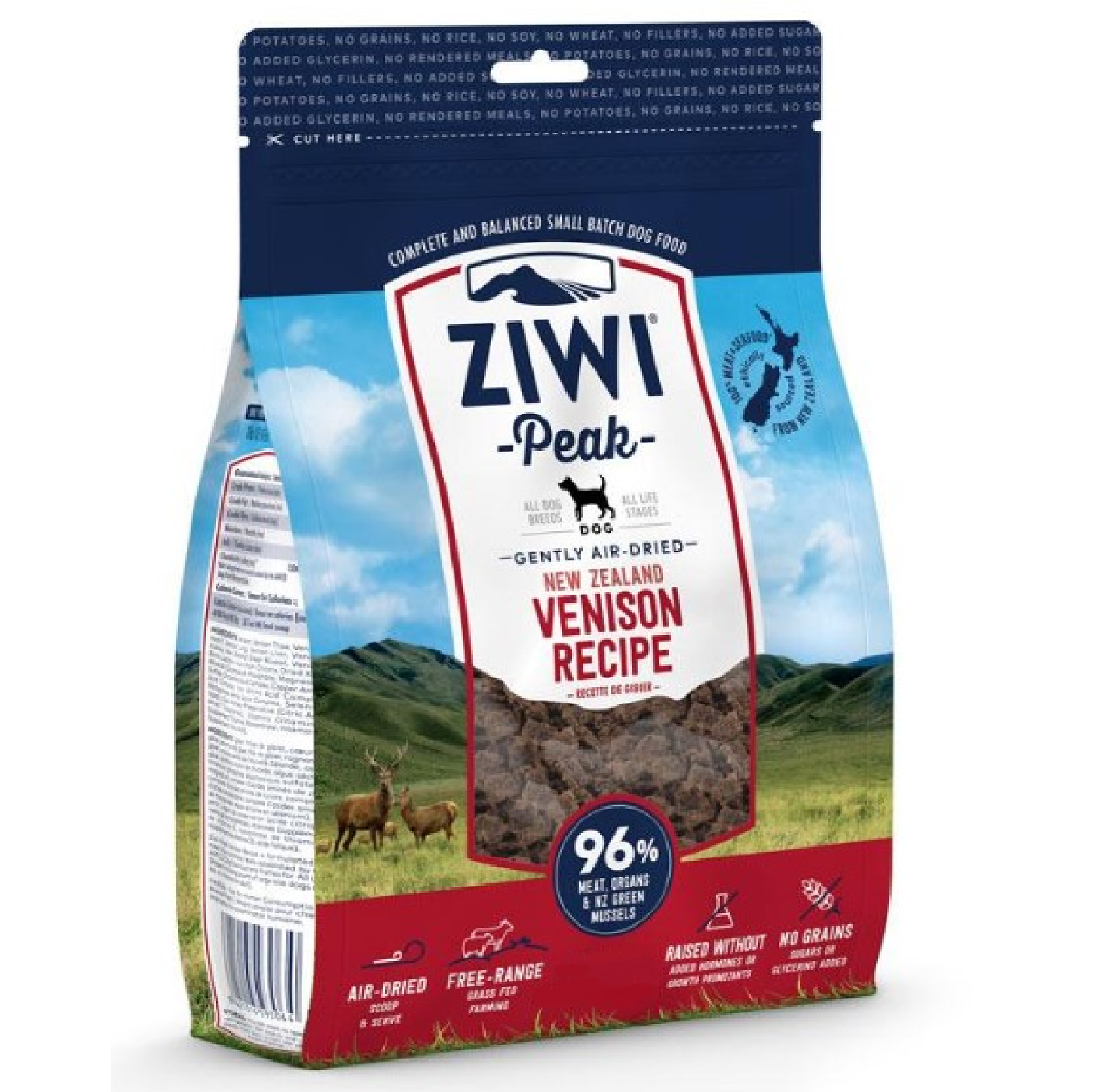 Ziwi Peak Dog Air-Dried Venison