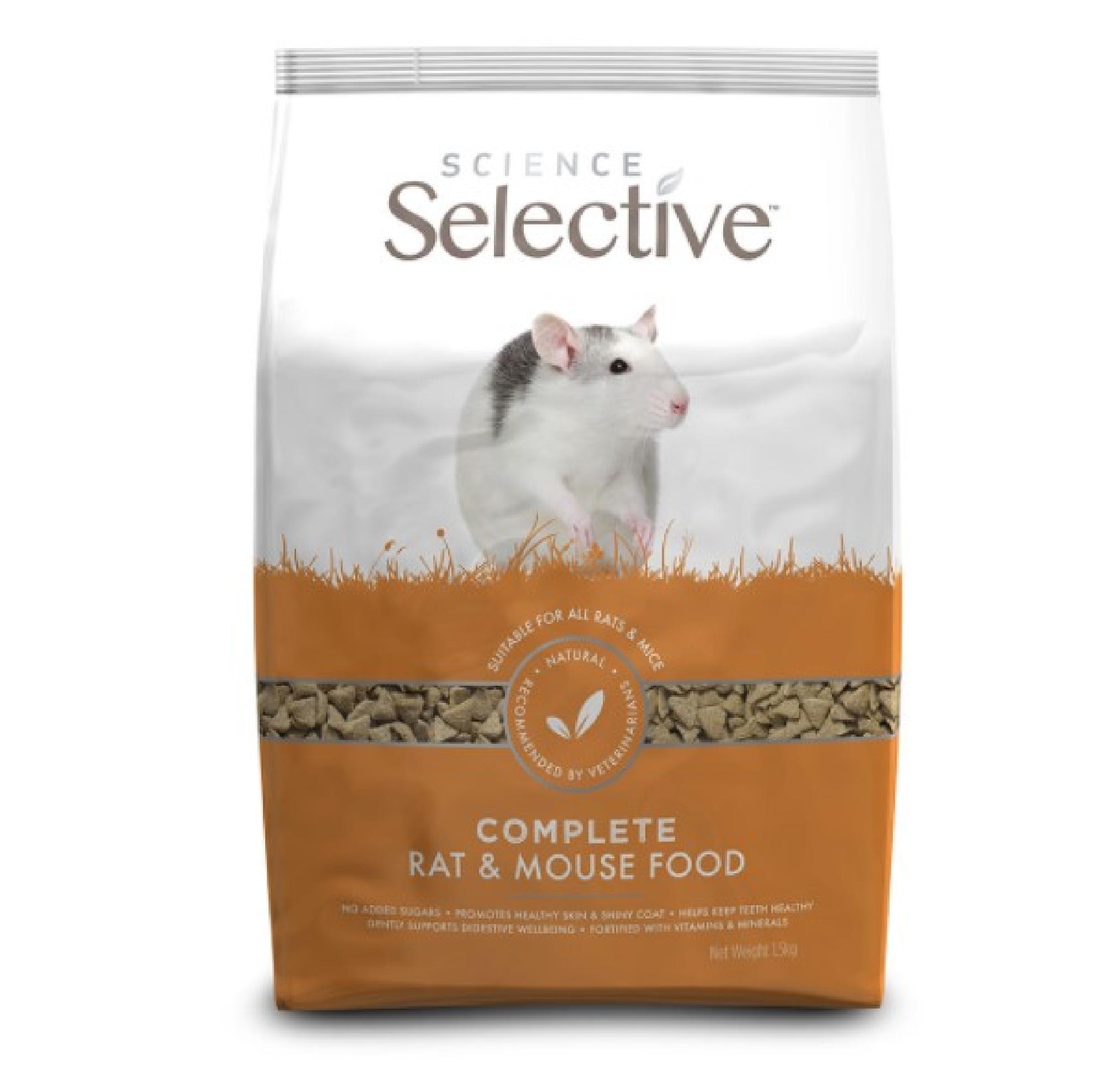 Selective Rat & Mouse