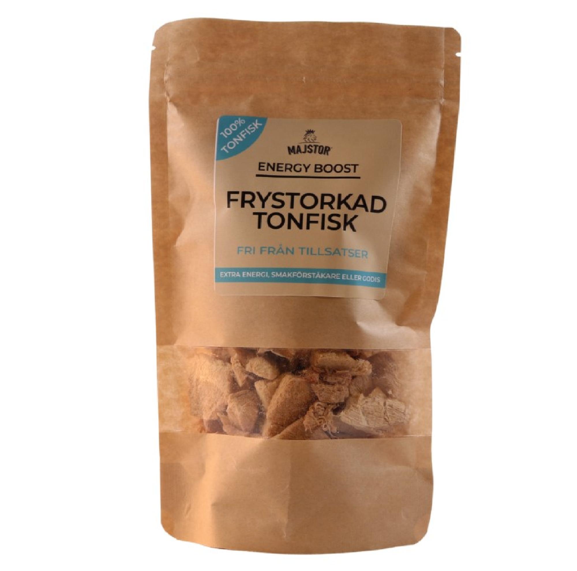Majstor Frystorkad Tonfisk