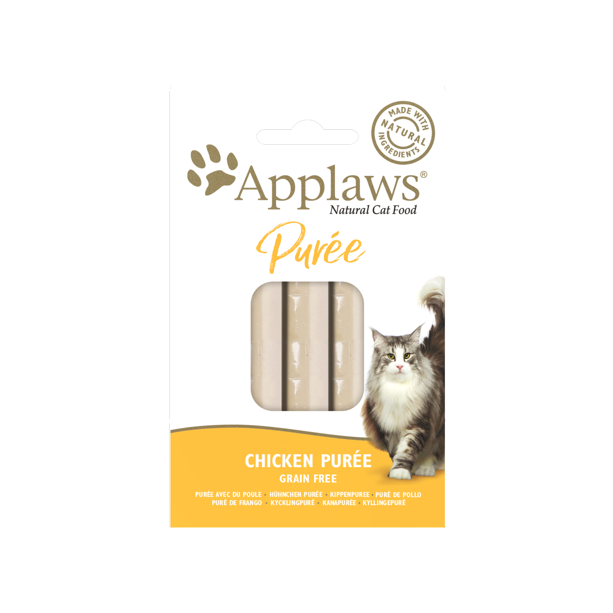 Applaws Katt Kycklingpuré