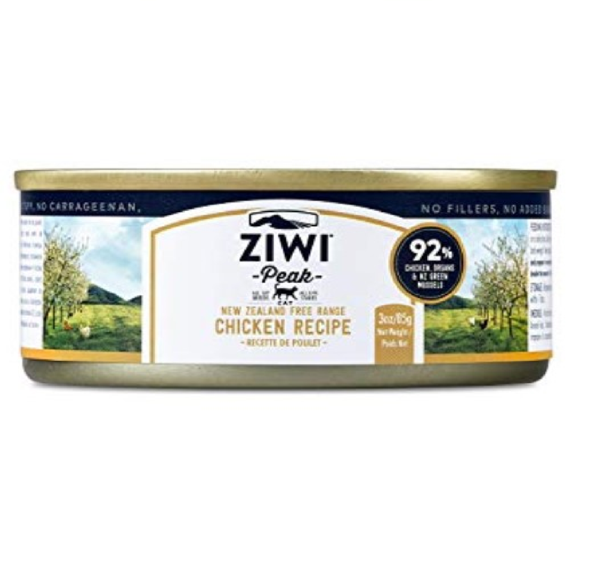 Ziwi Peak Cat Cans Chicken
