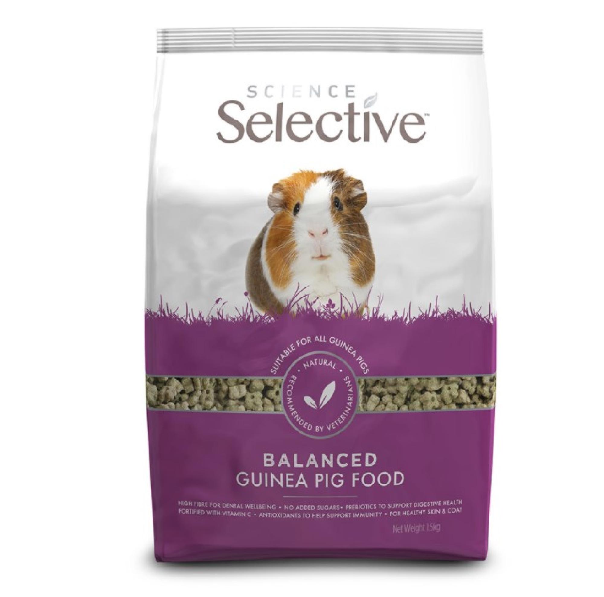 Selective Guinea Pig