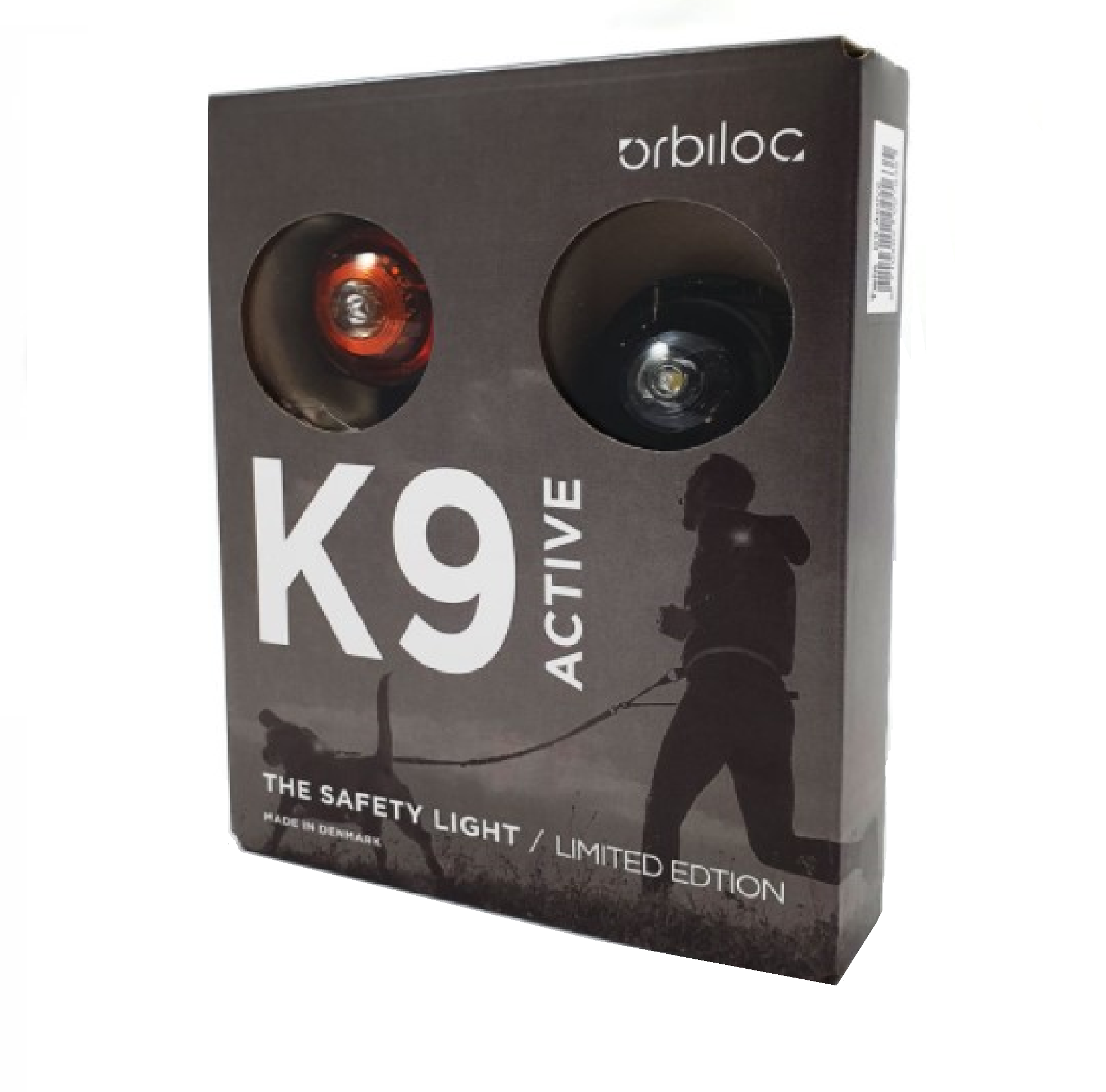 Orbiloc K9 Active Pack