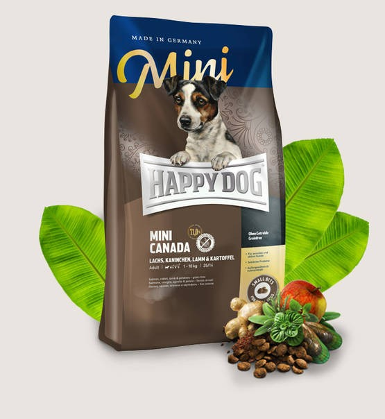 Happy dog Supreme Sensible Mini Canada 4kg