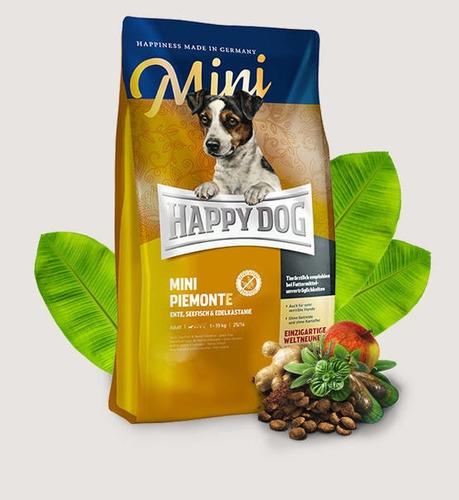 HAPPY DOG Supreme Sensible Mini Piemonte 4kg.