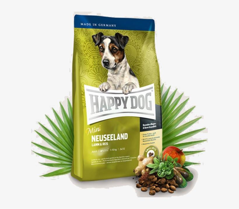 HAPPY DOG Supreme Sensible Mini Neuseeland 4kg