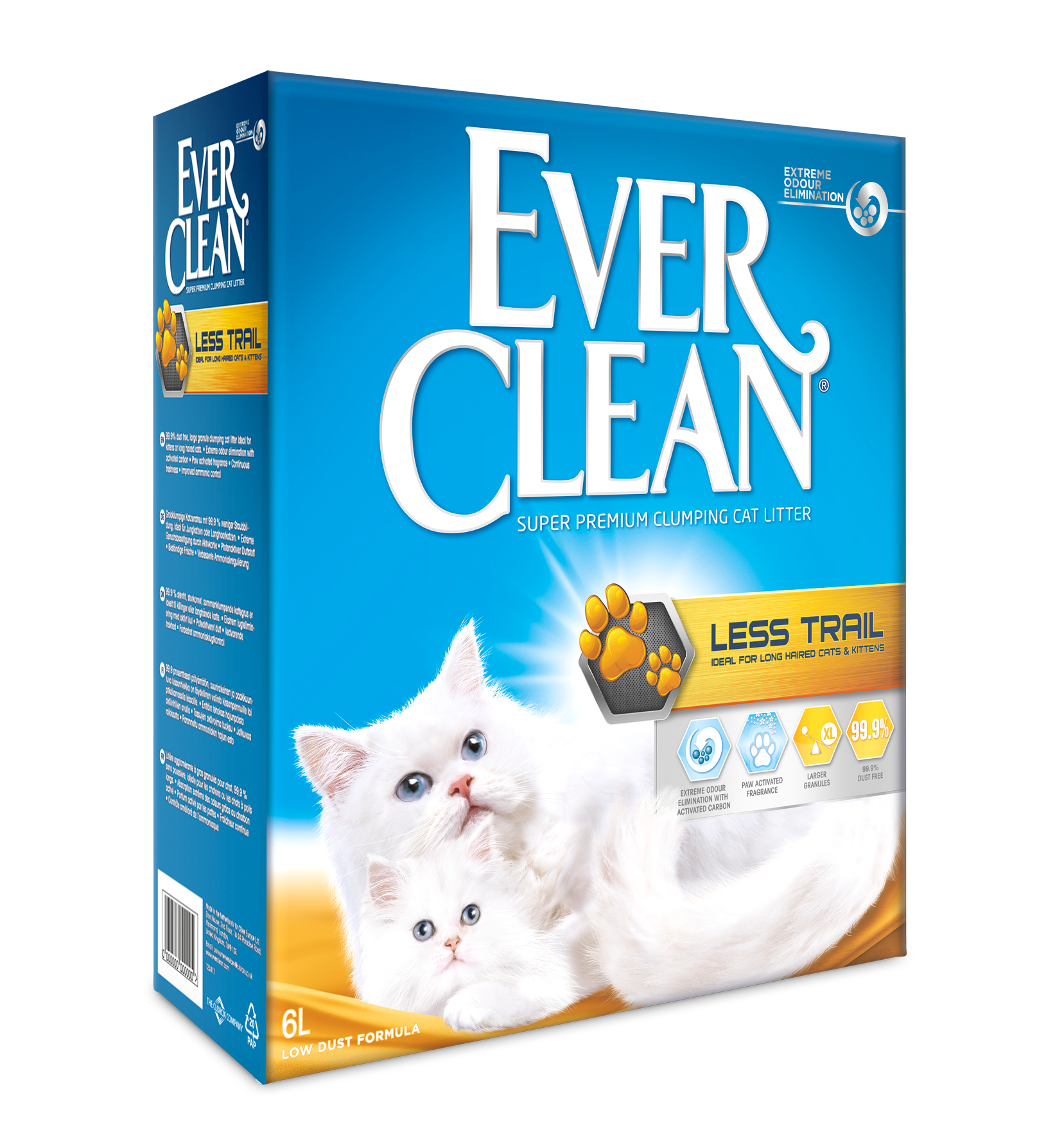 EVER CLEAN Less Trail 6L