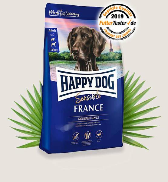 HAPPY DOG Supreme Sensible France 12,5 kg.