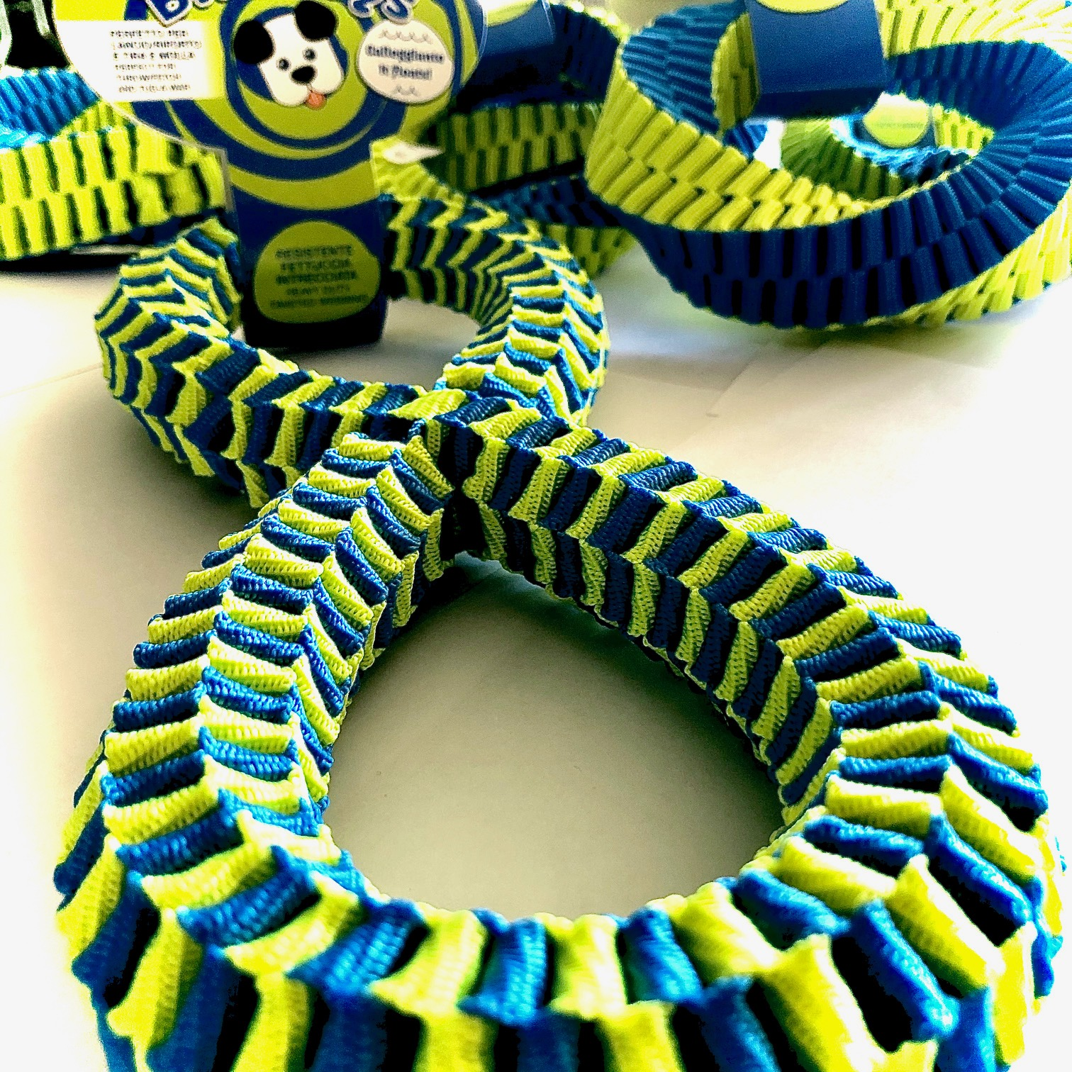 FARM COMPANY Bite Toy Twist  Double Ring