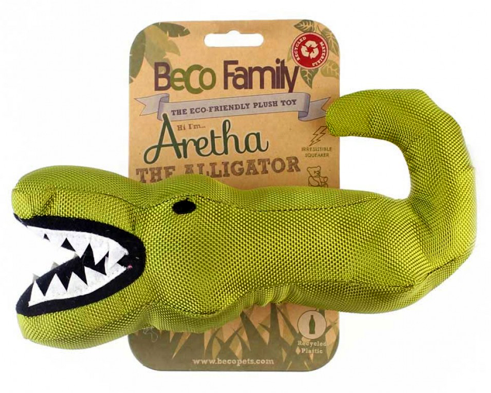 Beco Aretha the Alligator