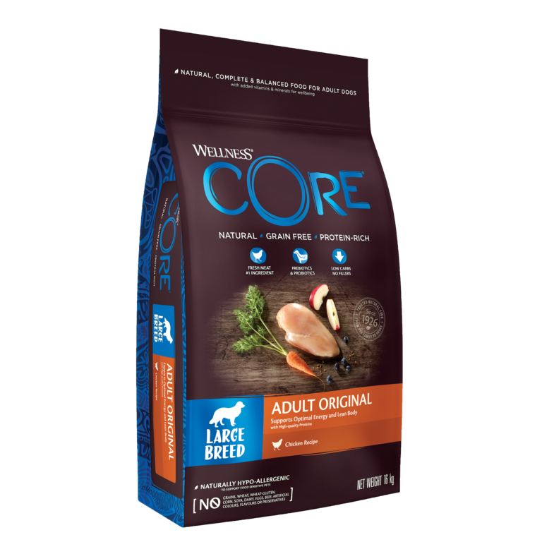 CORE Adult Original Large Breed Chicken 18 kg.