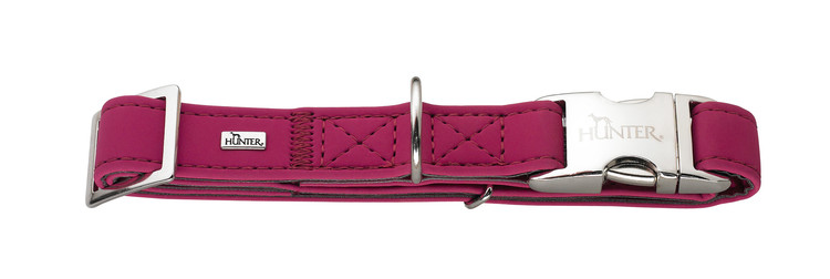 Kampanjvara! HUNTER Halsband Alu-Strong Violett Small