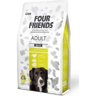 FOUR FRIENDS HUND Adult 3 kg.