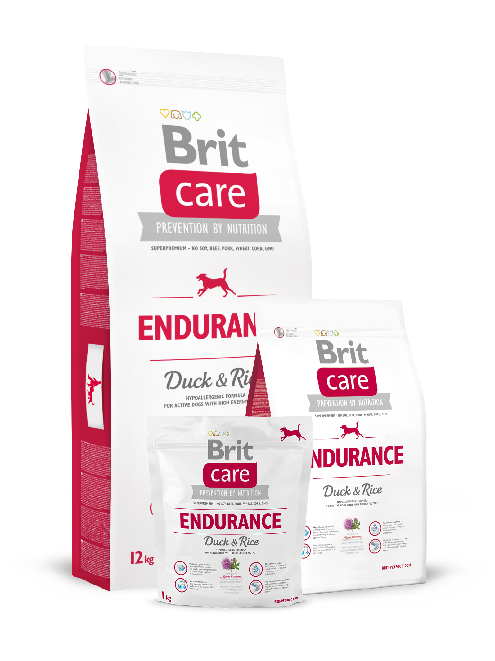 Brit Care Endurance 3 kg.