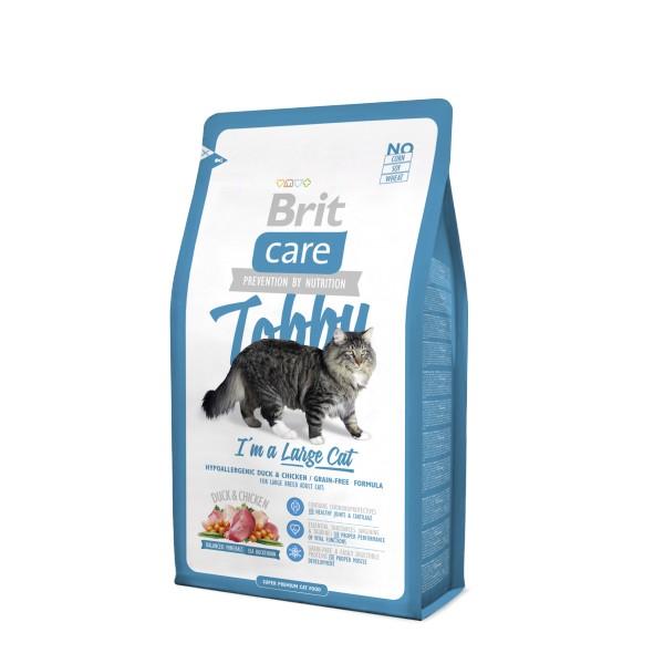 Brit Care Cat Tobby 7 kg.