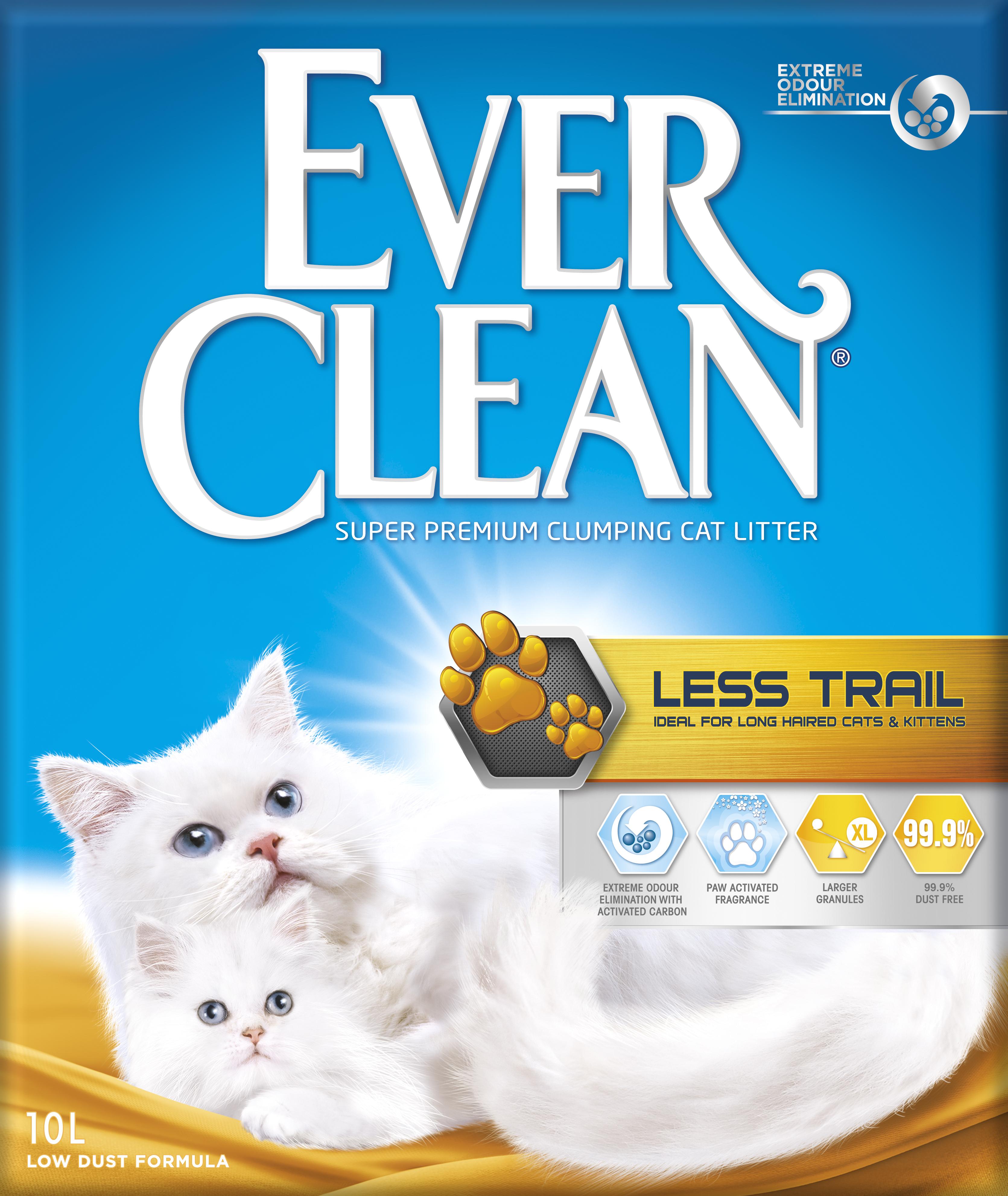 EVER CLEAN Less Train 10L