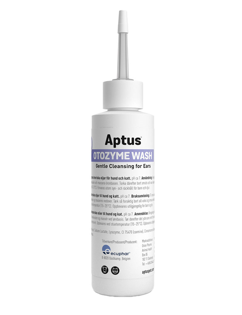 Aptus Otozyme Wash for Ears