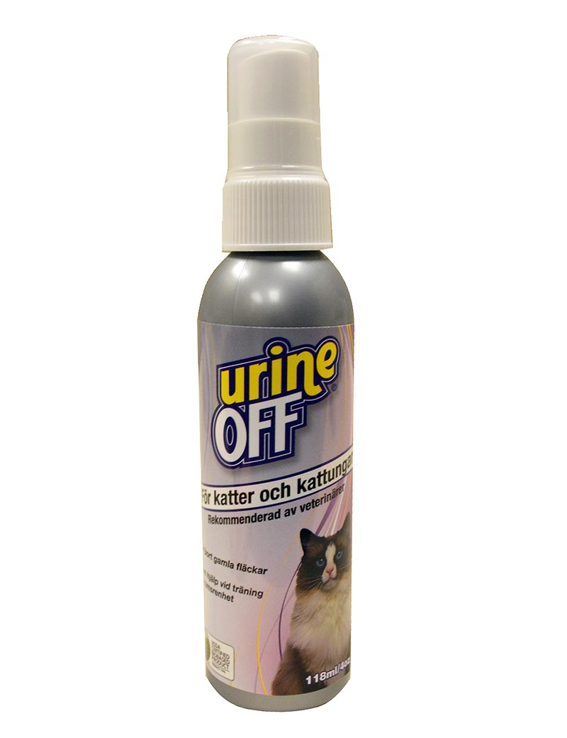 Urine Off Katt 118ml