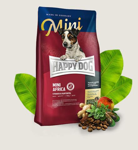 HAPPY DOG Supreme Sensible Mini Africa 1 kg.