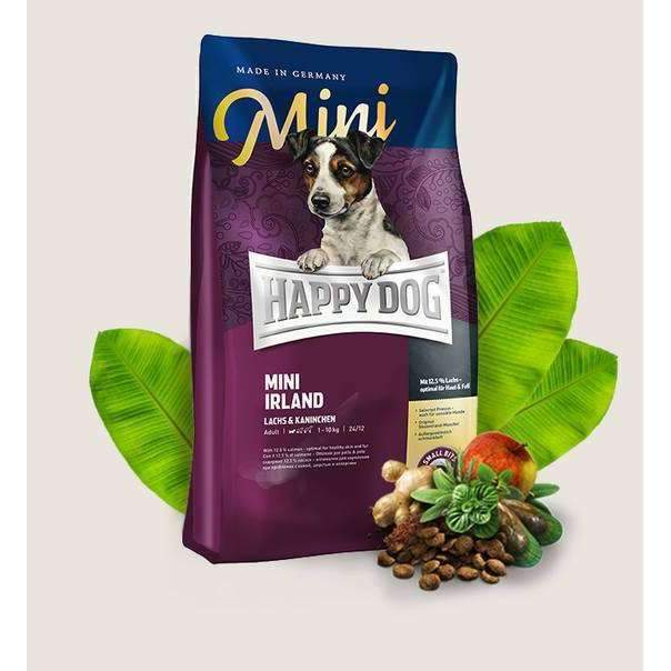 HAPPY DOG Supreme Sensible Mini Irland 4kg.