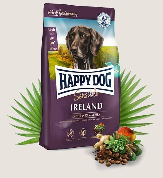 HAPPY DOG Sens. Irland 12,5kg.