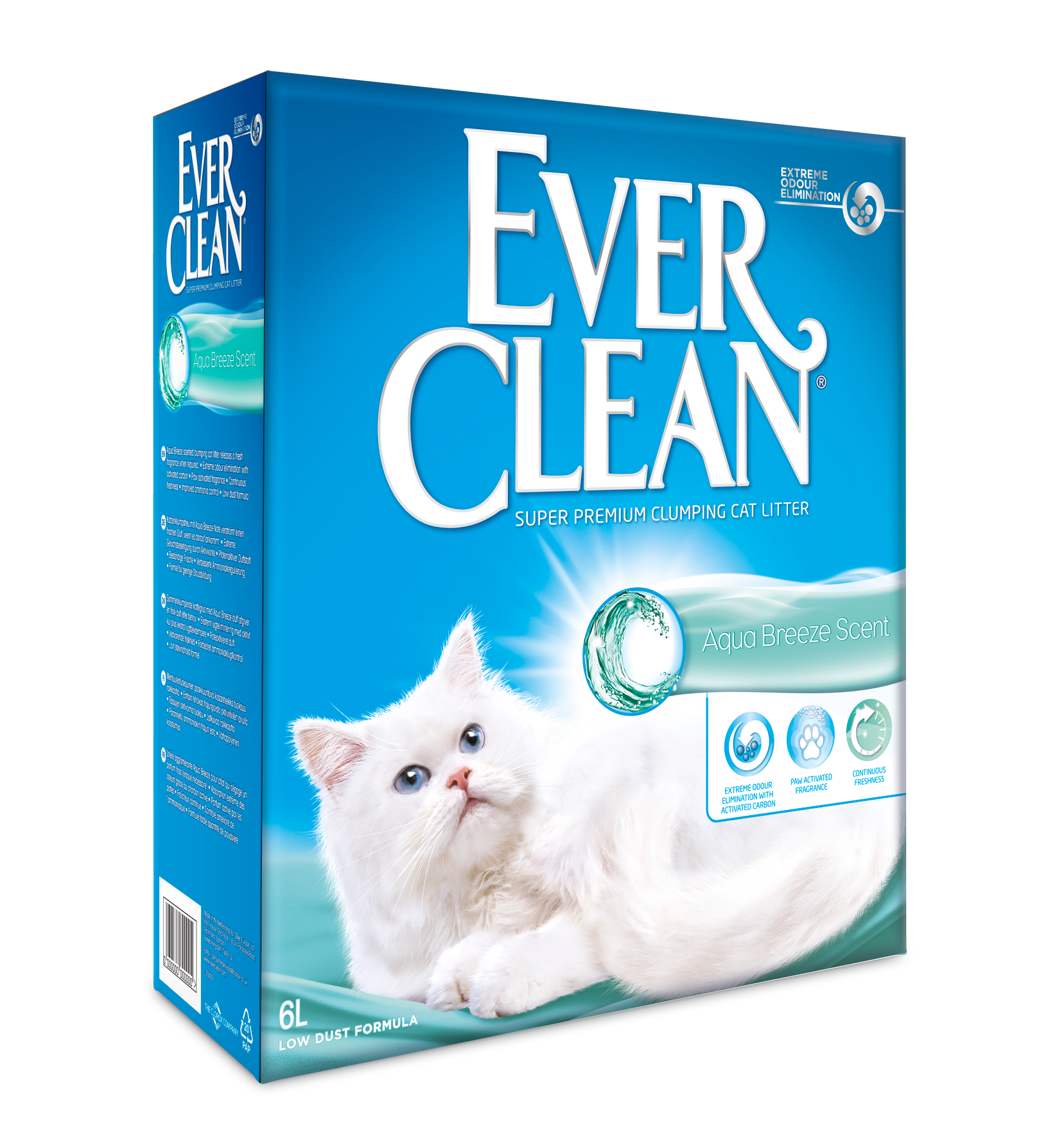 EVER CLEAN Aqua Breeze 6L
