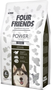 FOUR FRIENDS Power 3 kg