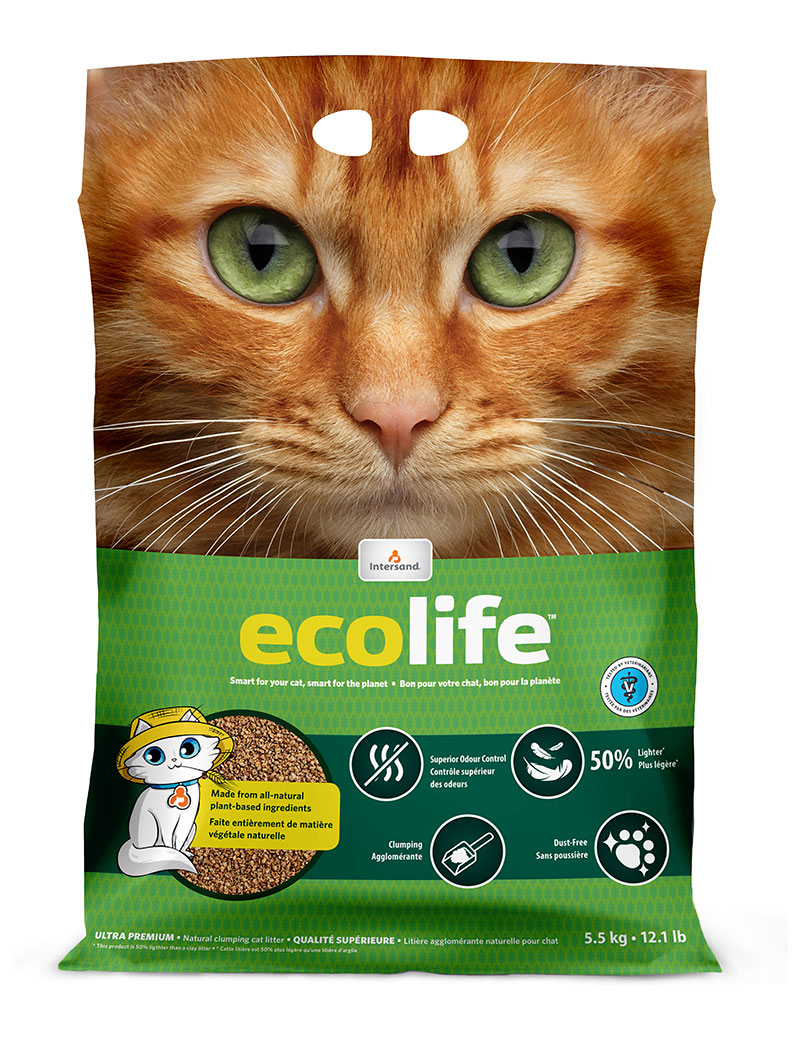 Kattsand EcoLife 5,5 kg.
