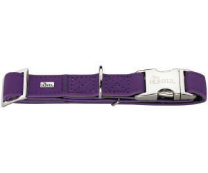 Kampanjvara! HUNTER Halsband Alu-Strong Violett Medium