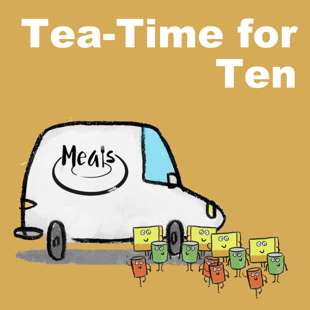 Tea Time for Ten