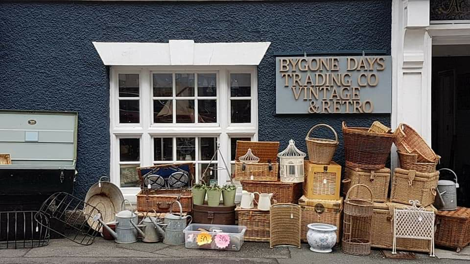 Bygone Days Trading Co