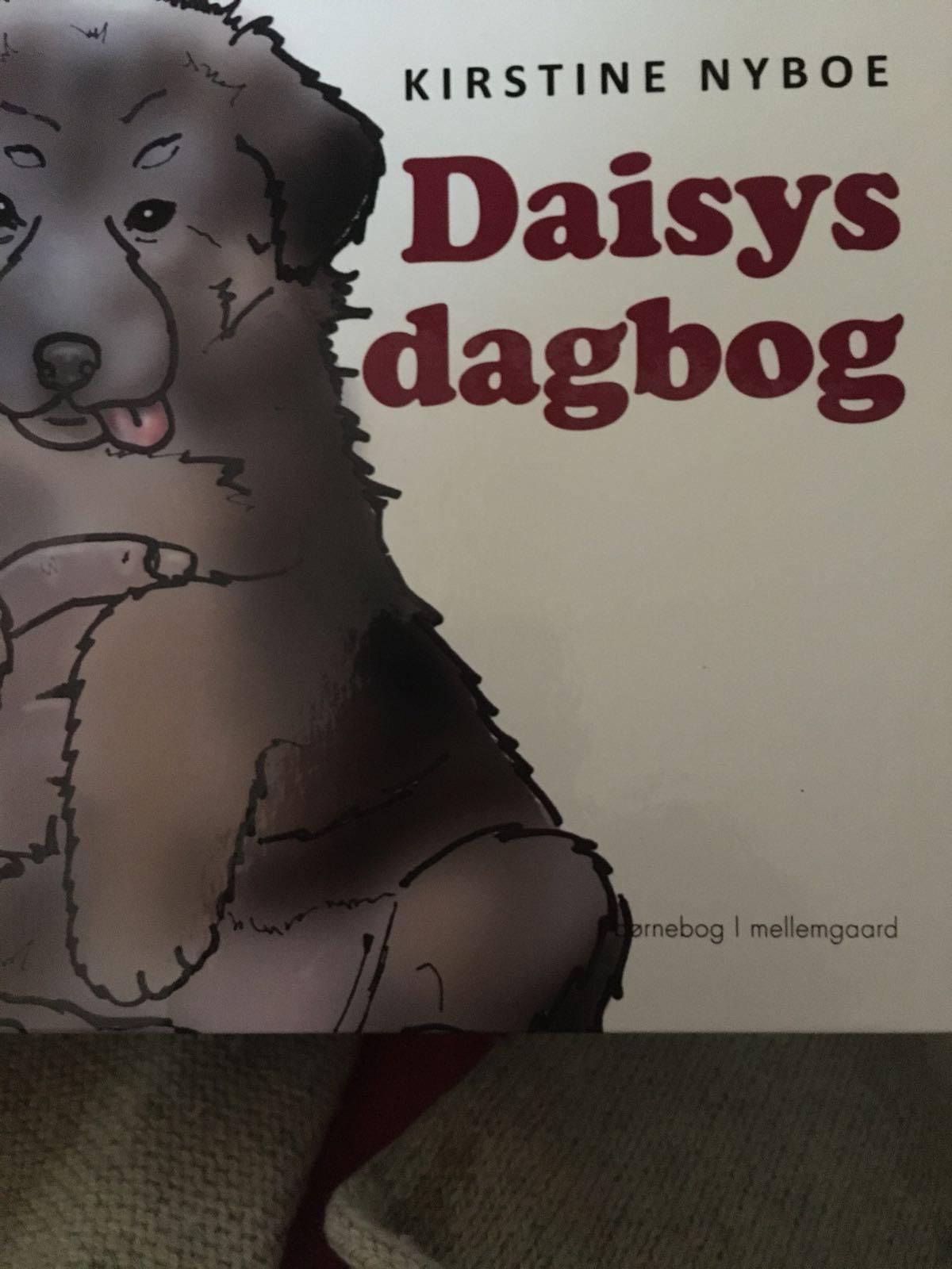 Daisys dagbog af Kirstine Nyboe