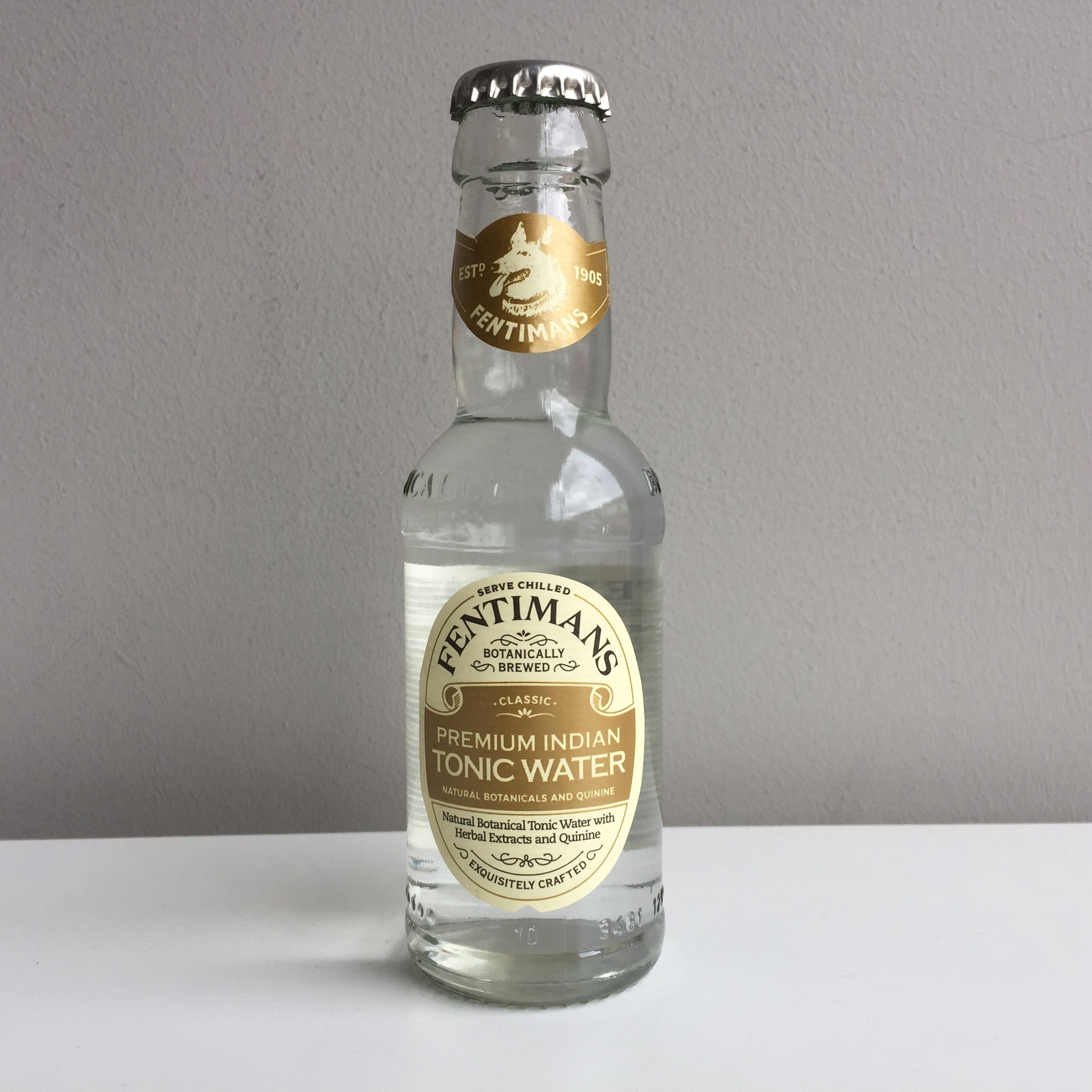 Fentimans - Premium Indian Tonic Water 125ml