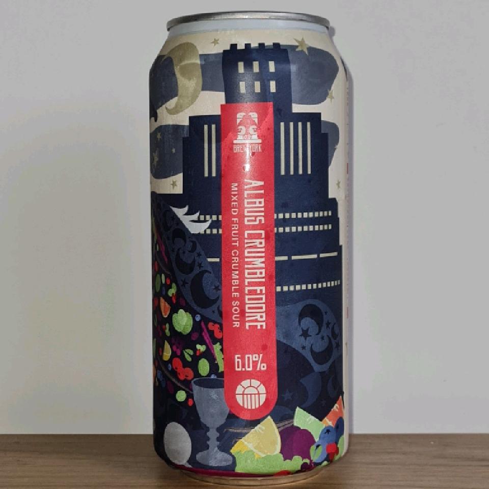 Brew York Albus Crumbledore