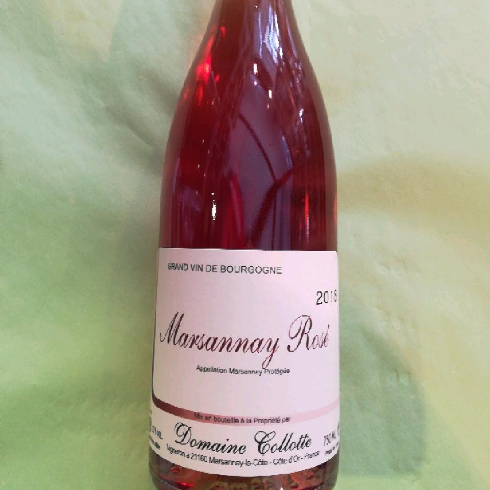 2018 Marsannay Rosé - Domaine Collotte