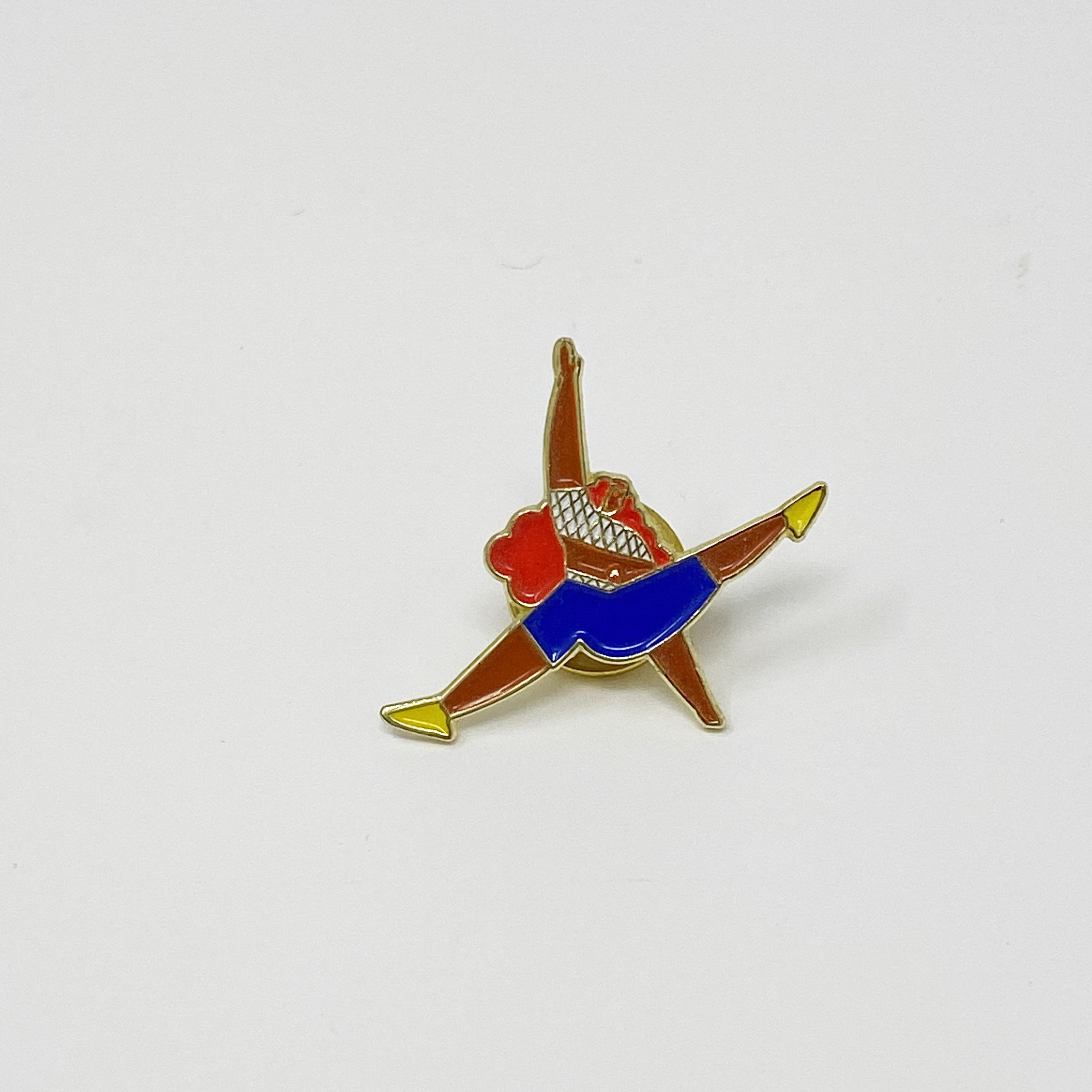 Tiny Dancer Enamel Pin Badge