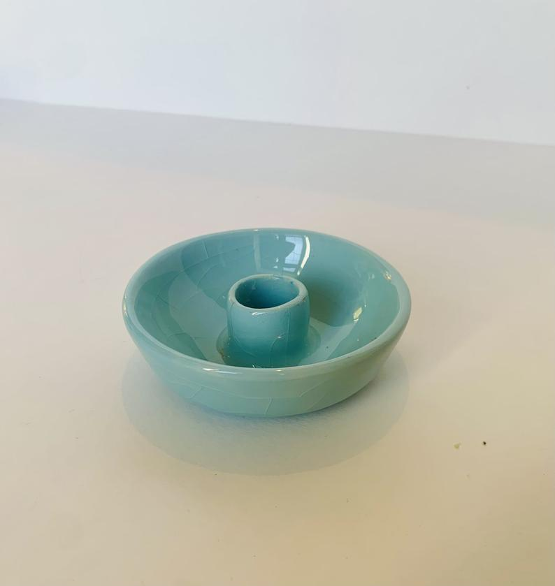 Hannah Way - Ceramic Candle Holder