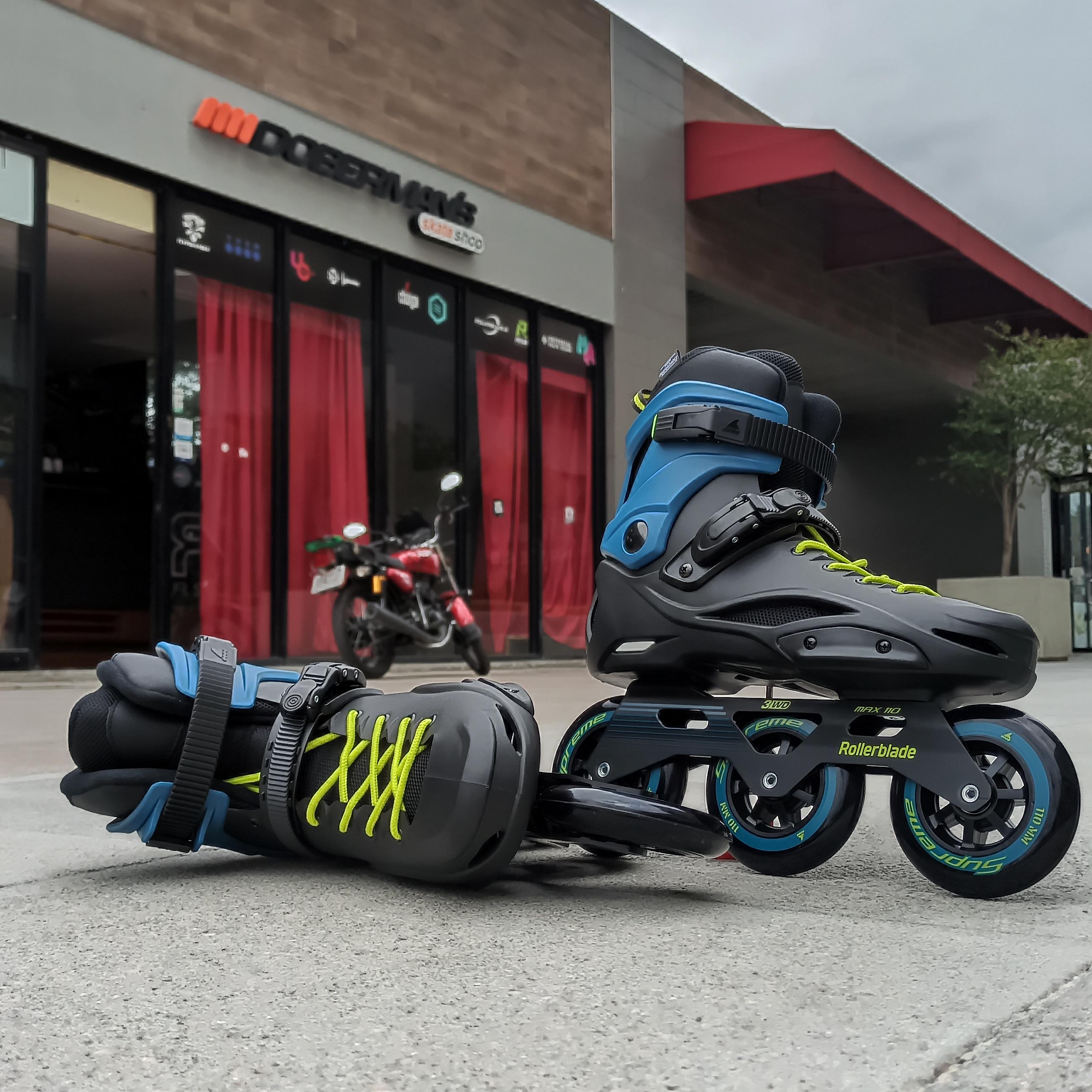 Doberman's Roller Skate Shop