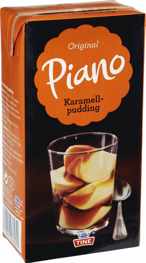 Karamellpudding 0,5l Piano